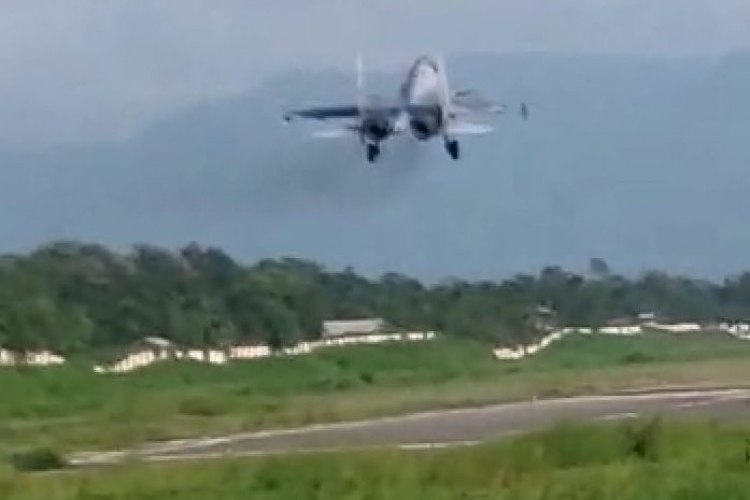 IAF begins major drill in Nagaland, 4 other states