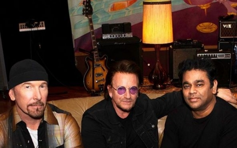 Special train service planned for U2 India gig