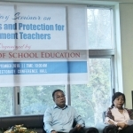 Child protection and teachers: child friendly approach