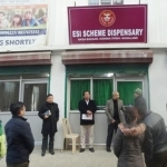 ESI Scheme Dispensary in Kohima inaugurated