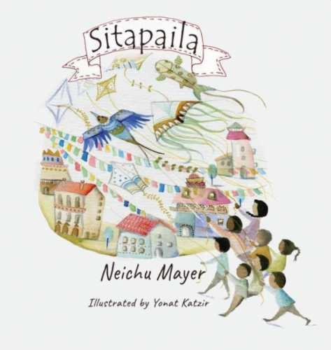 Neichu Mayer, author of the newly published book 'Sitapaila.'