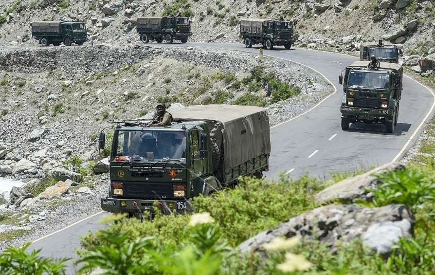 Representational image (PTI photo) ......  Read more at: https://english.mathrubhumi.com/news/world/china-finally-admits-it-lost-less-than-20-soldiers-in-clash-with-india-reports-1.4850701