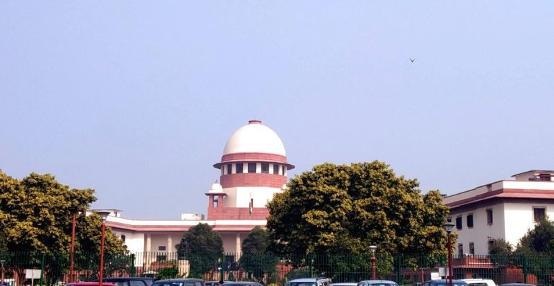 Supreme Court. (IANS File Photo)