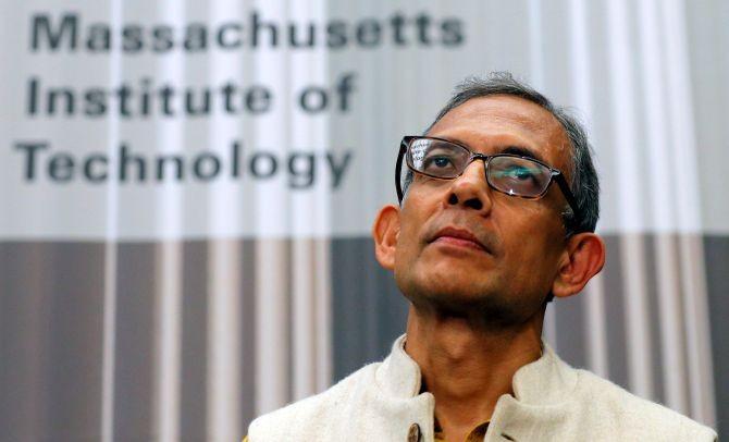 Abhijit Banerjee (REUTERS Photo)