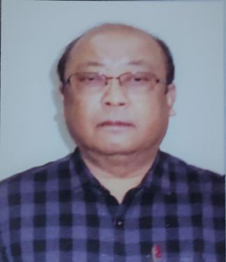 P Hangsing, Regional Provident Fund Commissioner-I, Guwahati (File Photo)