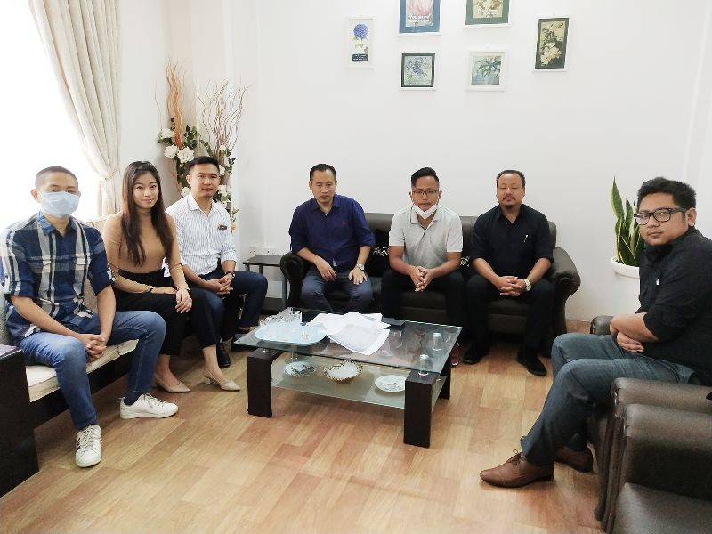 NVCO and AYUSH doctors held a joint meeting held in Kohima on June 29.
