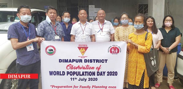 The World Population Day was observed across the State of Nagaland on July 11.