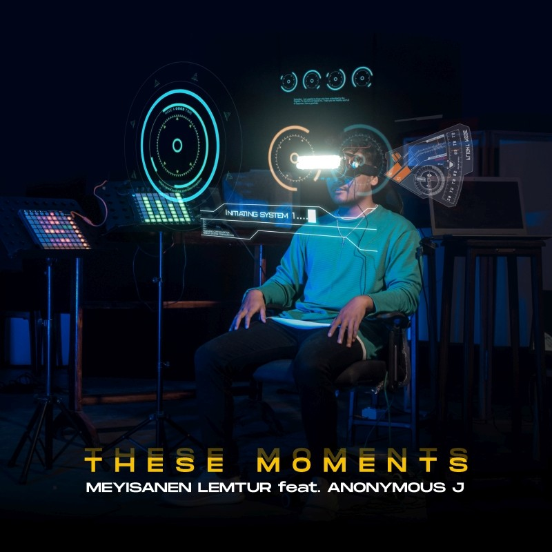 Meyisanen Lemtur is all set to release his new single 'These Moments' featuring Anonymous J. The video will premier in his YouTube Channel at 7:00 pm on August 1.