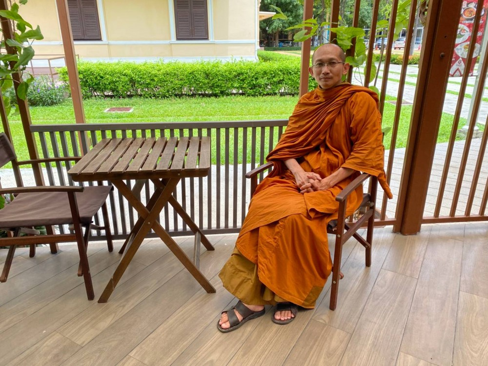 LGBT people are also humans': Thai Buddhist monk backs equality    MorungExpress   morungexpress.com