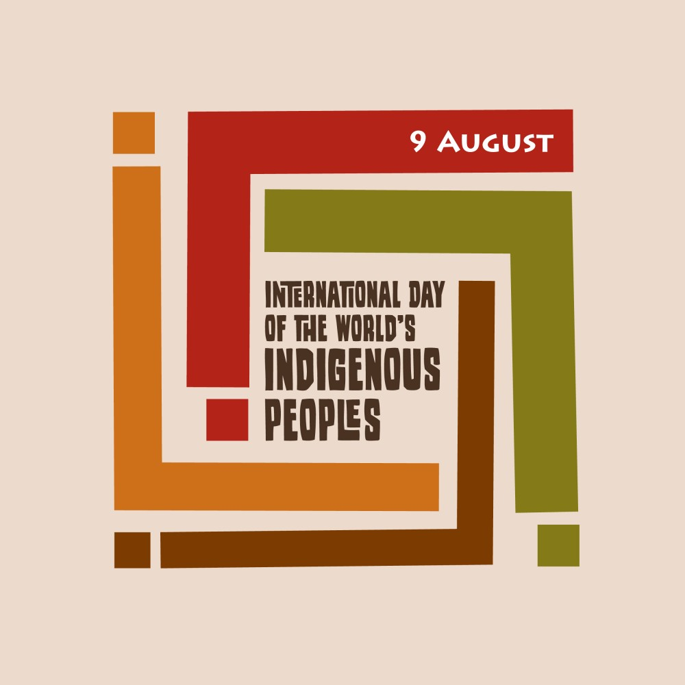 United Nations' outreach material on the International Day of the World's Indigenous Peoples, 2020. (Image Courtesy: United Nations/ https://trello.com)