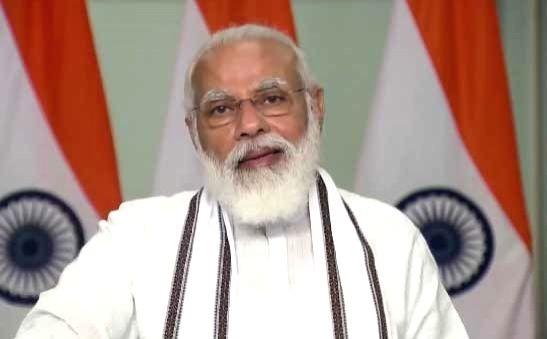 Narendra Modi. (IANS Photo)