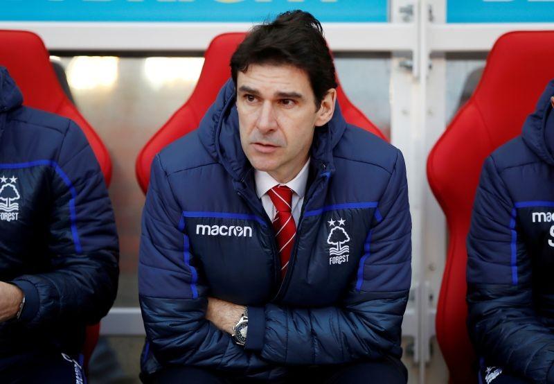 Nottingham Forest manager Aitor Karanka. (Reuters Photo)