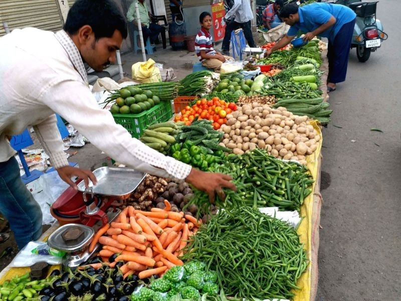 Vegetable Market. (IANS File Photo)