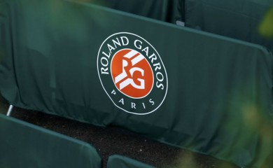 Roland Gorros logo. REUTERS/Benoit Tessier Picture Supplied by Action Images