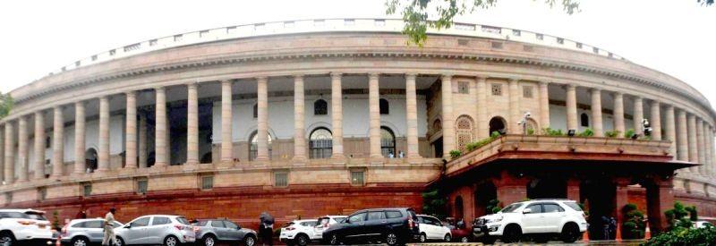 Parliament. (IANS File Photo)
