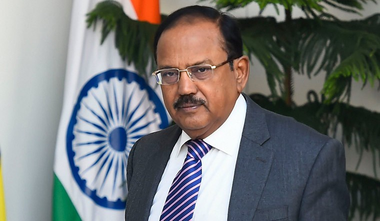 National Security Advisor Ajit Doval | PTI