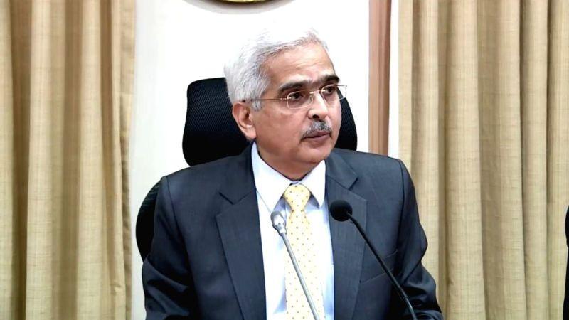 Reserve Bank of India (RBI) Governor Shaktikanta Das. (IANS File Photo)