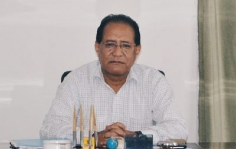 Dr M Chuba Ao was appointed as one of the 12 National Vice-Presidents of the BJP on September 26. (File Photo: marcofed.com)