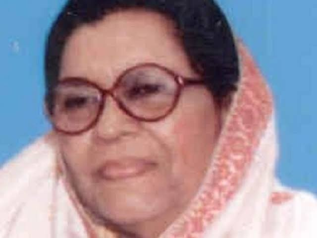 Syeda Anwara Taimur. (IANS)