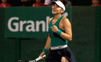 Bianca Andreescu. Image Source: IANS News