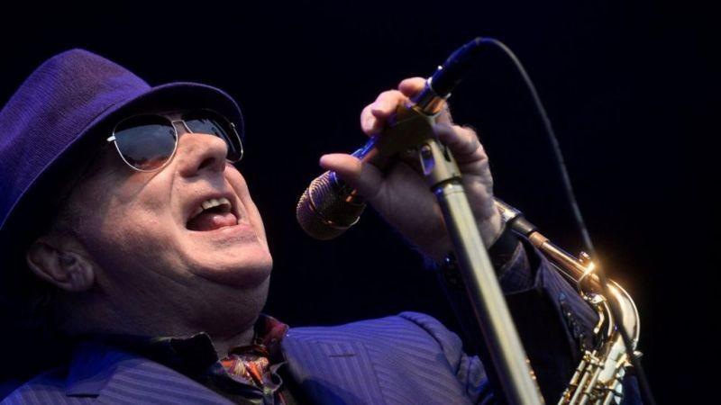 FILE PHOTO: Northern Irish musician Van Morrison. (Reuters File Photo)