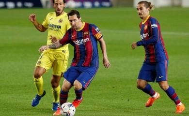 Barcelona's Lionel Messi REUTERS/Albert Gea
