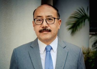 India's Ambassador to US, Harsh Vardhan Shringla, was on Monday appointed the new Foreign Secretary. (IANS Photo)