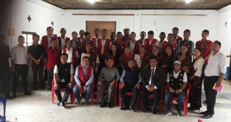 NSCN (IM) leaders meet Sumi CSOs in Pughoboto