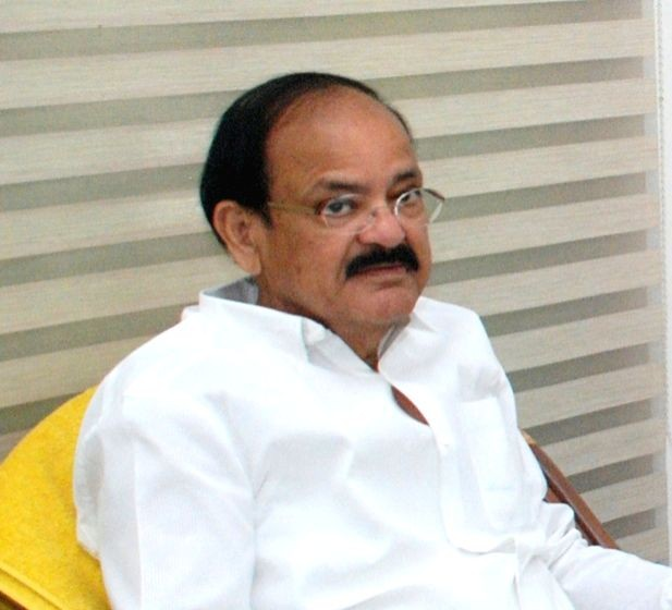 Vice President M. Venkaiah Naidu.(IANS File Photo)