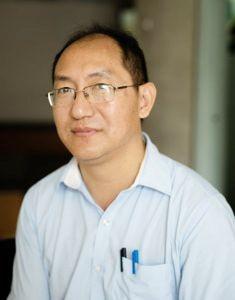 Dr Sedevi Angami