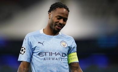Manchester City's Raheem Sterling Pool via REUTERS/Tim Keeton