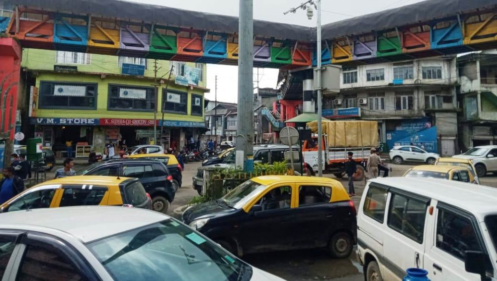 The 'Odd-Even' system for movement of private vehicles, including Public Transport (taxis and city buses), will continue till October 31, DC Kohima informed on September 30.   (Morung File Photo)