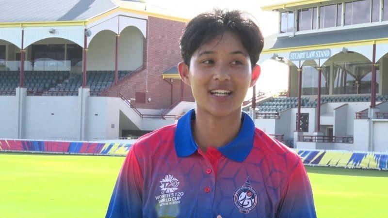 Chantam to be first Thai in Women's T20 Challenge   MorungExpress    morungexpress.com