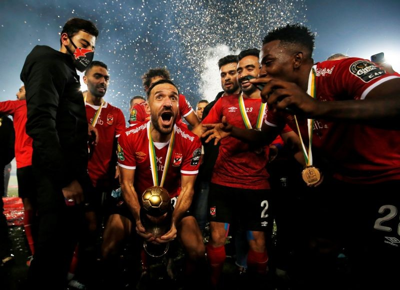 Magnificent Magdi goal hands Al Ahly CAF Champions League title    MorungExpress   morungexpress.com