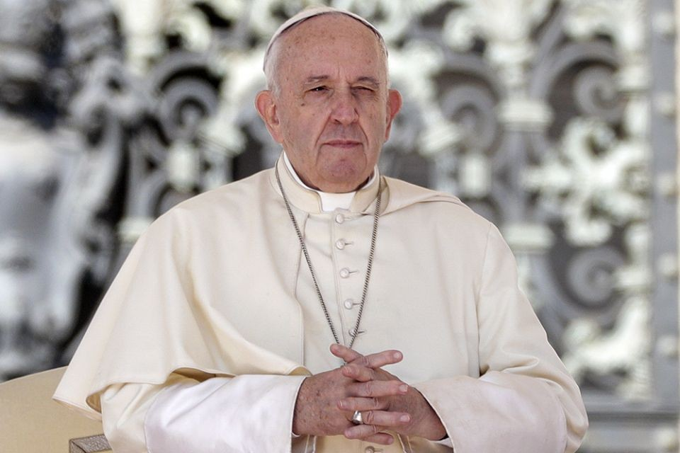 Pope Francis. (AP File Photo)