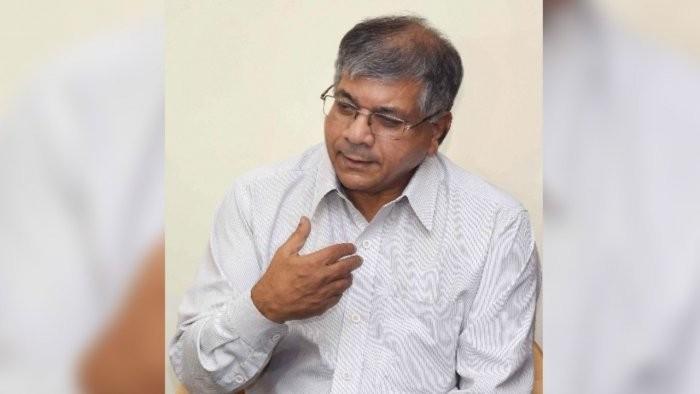 Vanchit Bahujan Aghadi (VBA) leader Prakash Ambedkar. (PTI Photo)