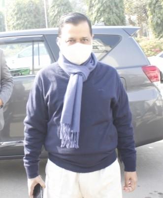 Delhi Chief Minister Arvind Kejriwal. (IANS Photo))