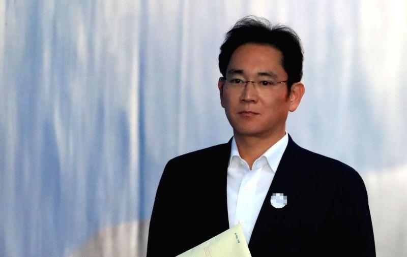 Lee Jae-yong. (IANS File Photo)