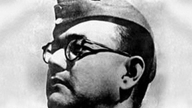 Netaji Subhas Chandra Bose (Photo: PTI)