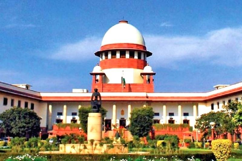 Supreme Court of India. (IANS File Photo)
