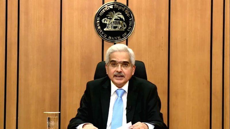 Reserve Bank of India Governor Shaktikanta Das. (IANS File Photo)