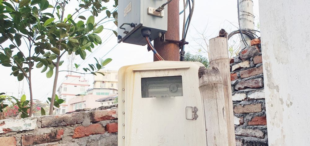 A DoPN consumer energy meter in Dimapur. (For representational purpose only)