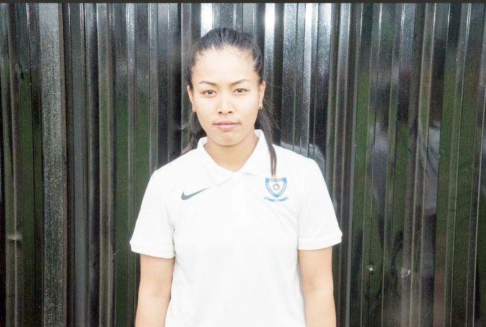 Nagaland women's senior cricket team captain Sentilemla Imsong