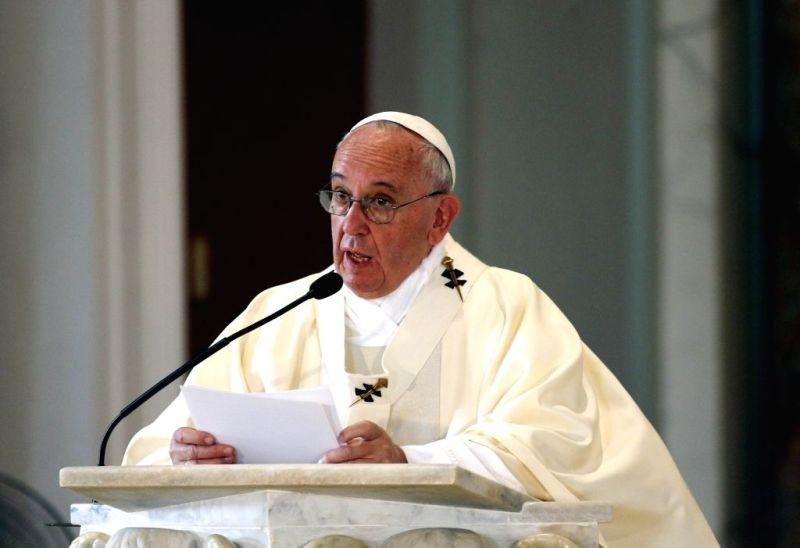 Pope Francis (IANS File Photo)