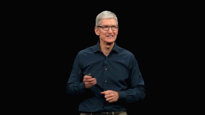 Apple CEO Tim Cook. (IANS File Photo)