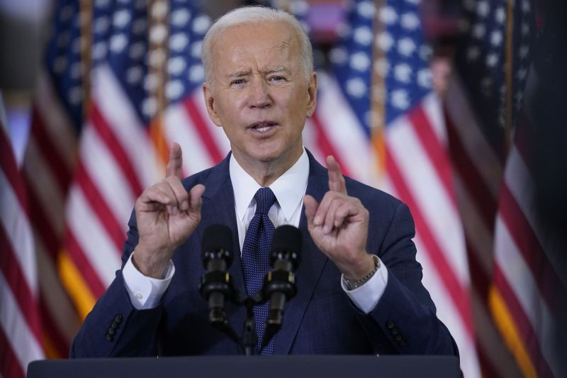 US President Joe Biden. (AP/PTI File Photo)