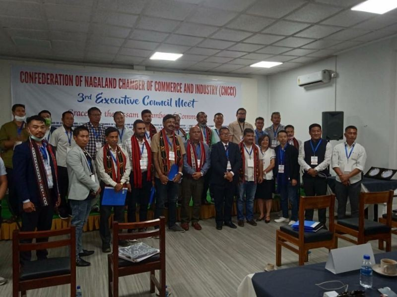 Photo of 3rd CNCCI Executive Council meet begins