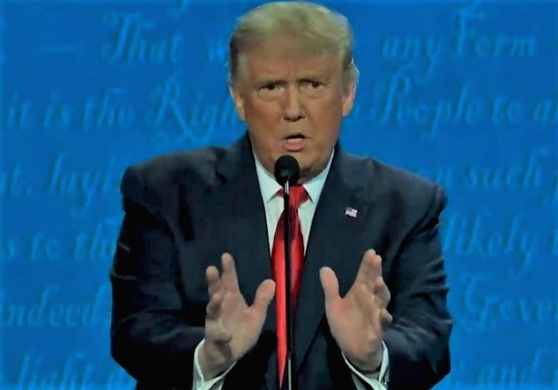 Donald Trump. (IANS File Photo)