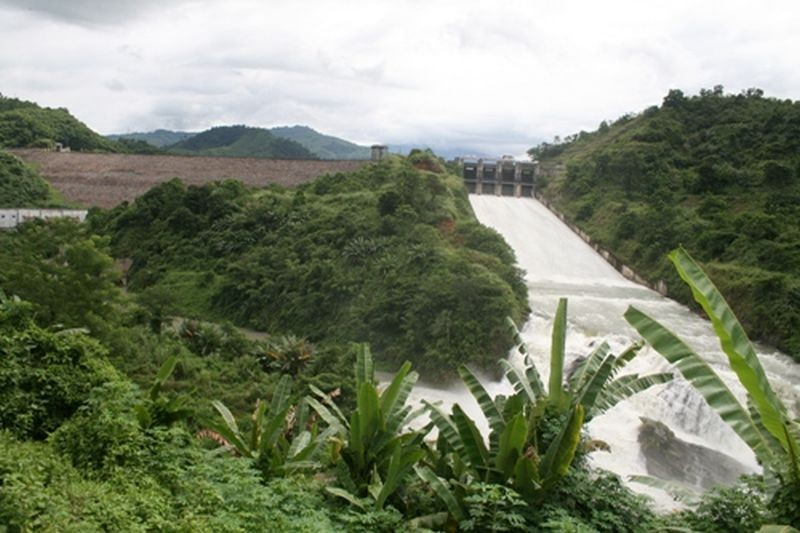 A view of the NEEPCO owned 75MW Doyang Hydro-electric plant in Nagaland's Wokha district. (Representational image courtesy: neepco.co.in)