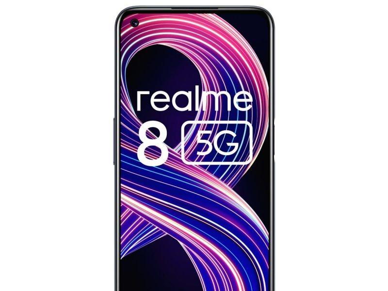 realme 8 5G. (IANS File Photo)